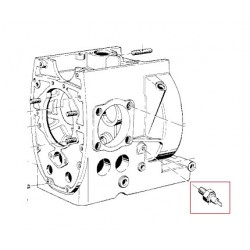 Monocontact pression d'huile M12x1.5