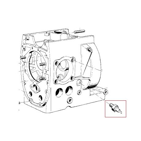 manocontact pression d 39 huile m12x1 5 pieces moto bmw. Black Bedroom Furniture Sets. Home Design Ideas