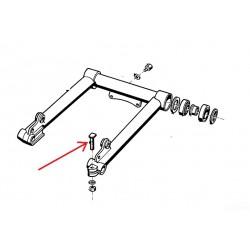 vis de blocage d'axe de roue avant