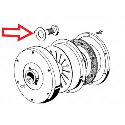 rondelle frein de vis de volant moteur