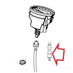 support d'ampoule