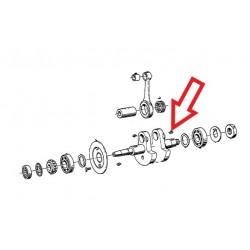 clavette de volant moteur