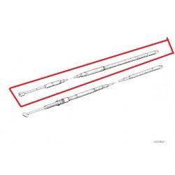 cable accelerateur r50/60 haut +15cm