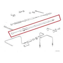 cable accelerateur r100r  L1143mm